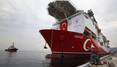 ΗΠΑ σε Τουρκία για Γιαβούζ: Σταματήστε τις γεωτρήσεις, μόνο η Κύπρος έχει δικαιώματα